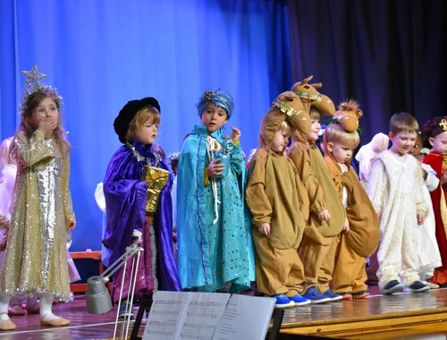Rydes Hill Prep Nativity 2019 2