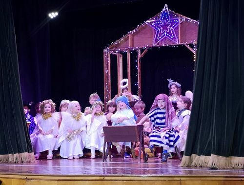 Rydes Hill Prep Nativity 2019 20