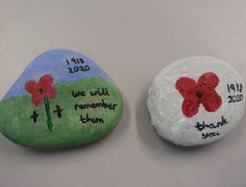 Form One Art Poppies Rydes hill 20 of 30