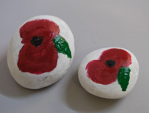 Form One Art Poppies Rydes hill 28 of 30