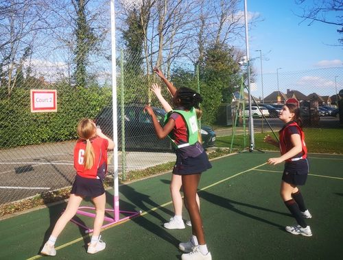 Netball Cross country Rydes Hill Prep School 4 of 9