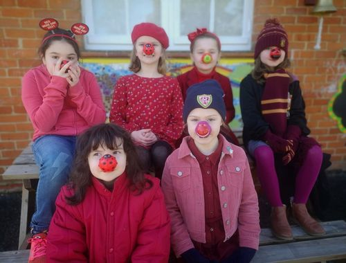 Red Nose Day Rydes Hill Preparatory 17 of 40