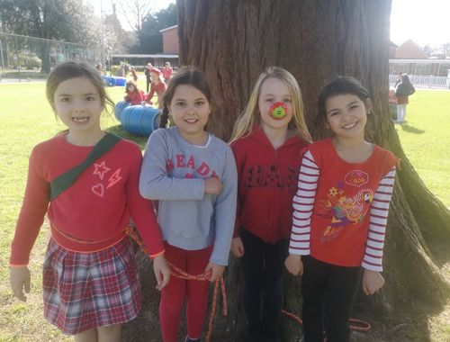Red Nose Day Rydes Hill Preparatory 9 of 40