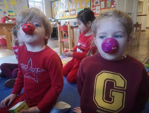 Red Nose Day Rydes Hill Preparatory 6 of 40