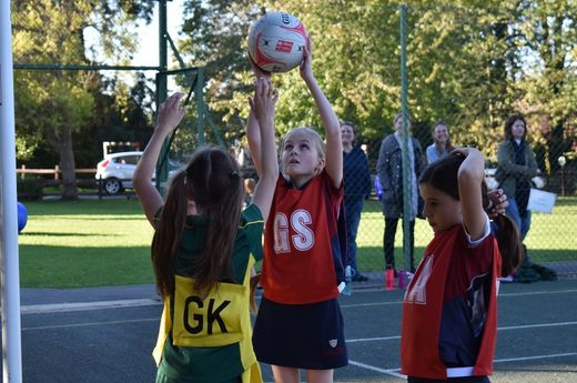 U10 Netball v Queen Eleanor's At Home